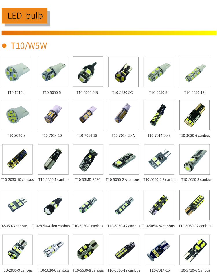 2019 car festoon mirror bulb 28MM 31MM 4014 9SMD high power high lumen car led bulb