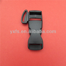 Special plastic side release buckle for backpack or baby slings
