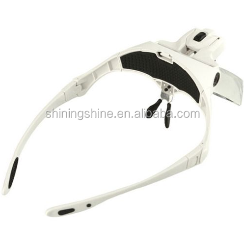 Headhand Led Lamp Light For Permanent Makeup Tattoo Supplies Microblading