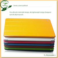 New arrival for iPad 5 case cover, various colors