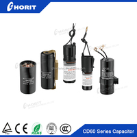cd60 500uf 250v ac lowes motor start electrolytic capacitor