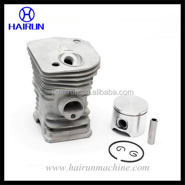 hot sale chainsaw Cylinder assy for chainsaw hus350 cylinder
