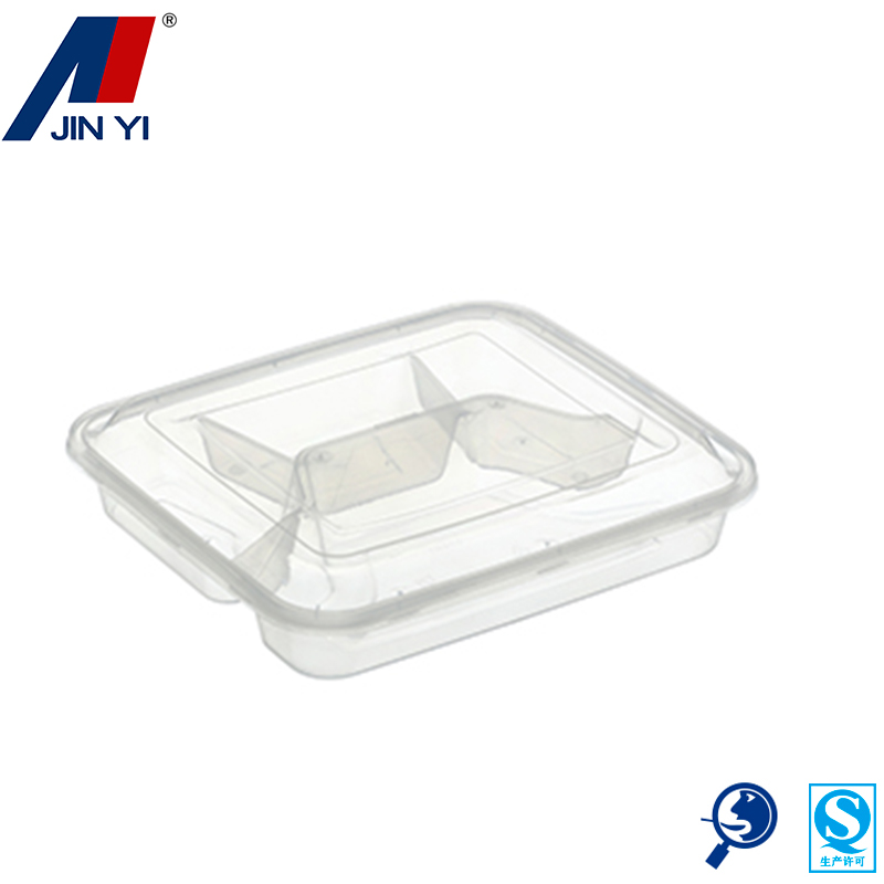 cheap plastic bento food container making machine