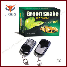 Lixing 12Voltage anti theft car ignition cut off RFID immobiliser car alarm system