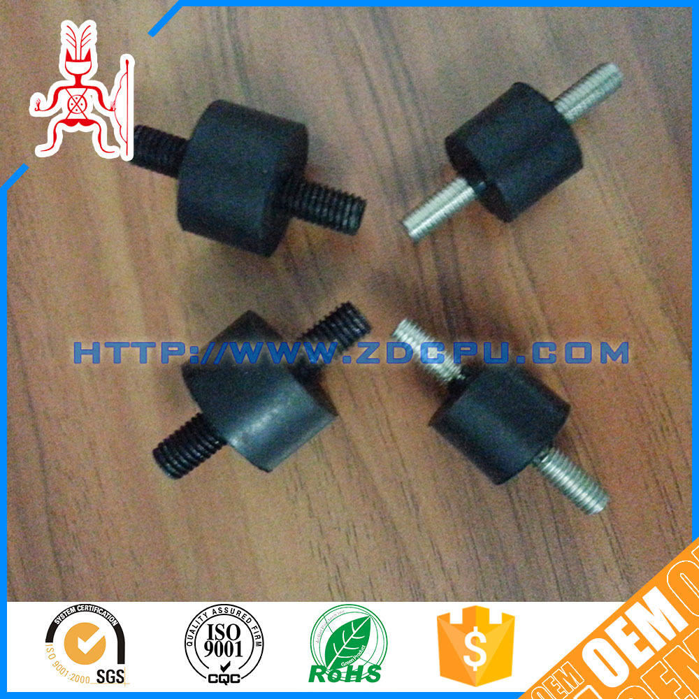 ISO9001 manufacture anti-ozone anti vibration rubber absorber