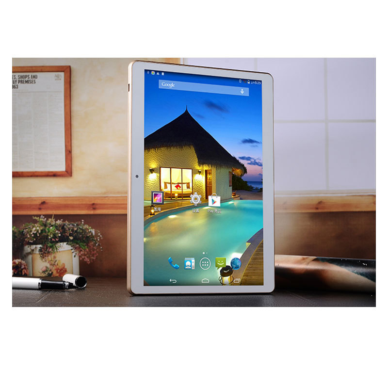 Bulk wholesale tablet pc 9.6 inch Quad core 3G android tablet