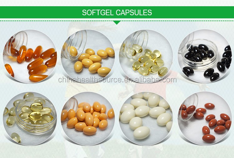 garlic oil softgel capsules pills dosage in bulk made in China