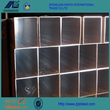 Mechanical Properties ST52 Mild Steel Tube