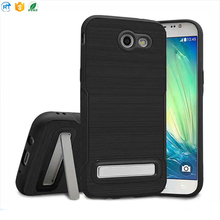 High Quality Back Cover Aluminum Metal Bumper Frame+PC Phone Back Case for Lenovo K3 Note A7000