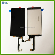 Mobile phone spare parts for Alcatel OT6055 LCD touch screen display