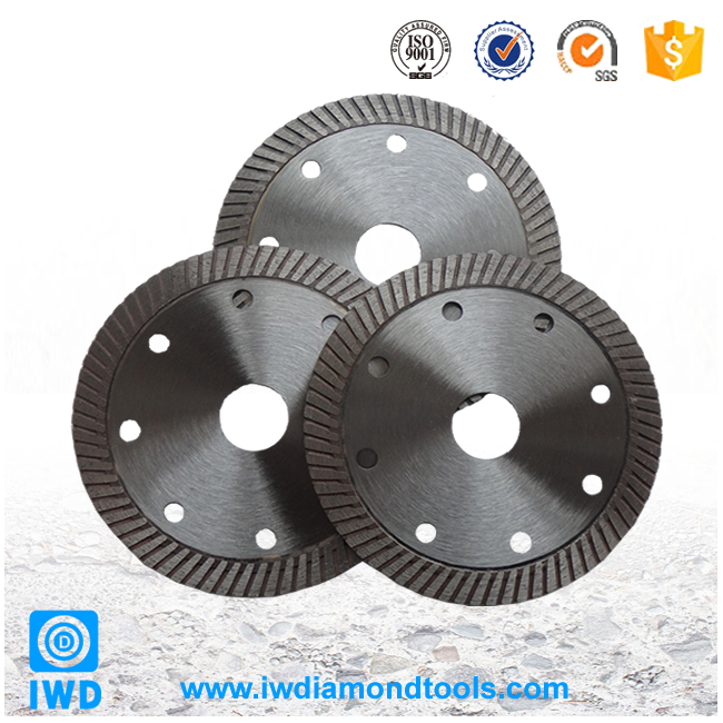 Sinter Turbo Diamond Cut Off Saw Blade for Concrete