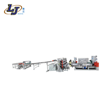 Plastic PE PS PC PMMA PET PP Plate Sheet Material Production Extrusion Line