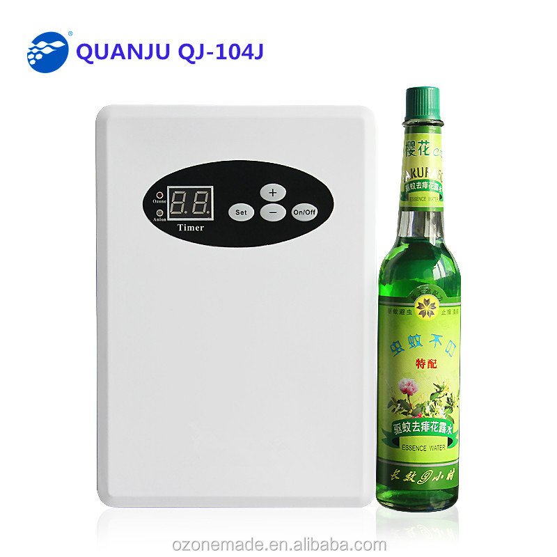 500mg portable ozone odor eliminator/ozone machine air purifiers