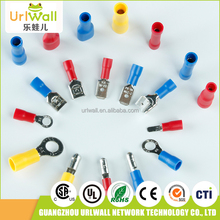 customized wholesale 271pcs spade crimp wire connector insulated terminal