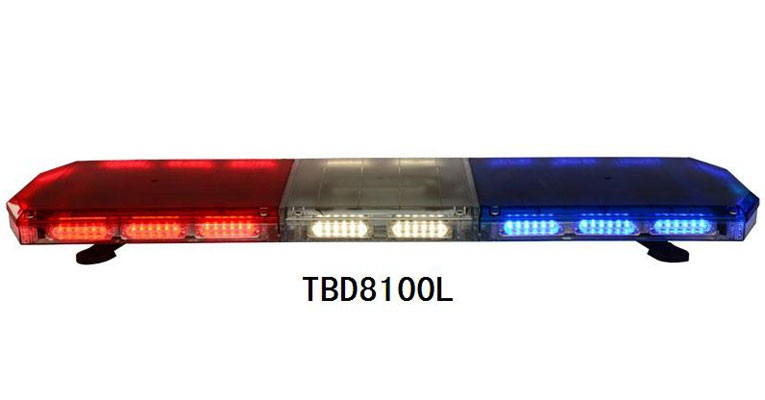 128 LED Roof Top Emergency Hazard Warning Police Strobe Light