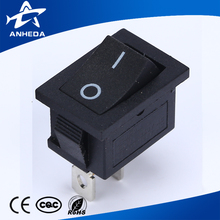High quality ON-OFF-ON KCD1-101 Rocker Switch for Small home appliances