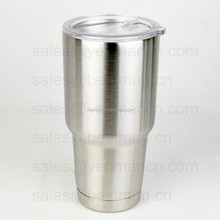 30 oz 18/8 stainless steel vacuum insulated tumbler
