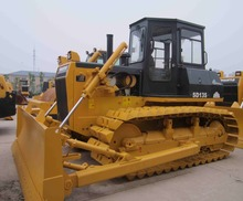 SHANTUI Brand SD13S Model 130HP Swampy Crawler Bulldozer