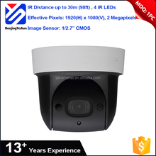 cctv camera brand name 720p 1080p D1 CIF metal casing ip high speed dome camera