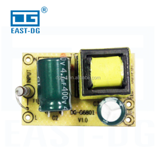 open frame constant current led driver circuit 5w 6w 7w 8w 9w 100ma 240ma 320ma 16-27v isolated led bulb driver