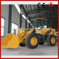 2016 Construction Equipment manufacturer wheel loaders for farm