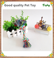 Best Selling Premium 2016 Pet Products Wholesale Cotton Rope Pet Dog Toy