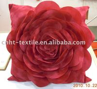 2012 new design of embroidery cushion cover