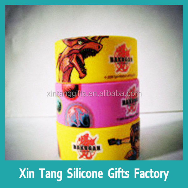 Supply cheapest promotional loom rubber bands and bracelet