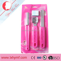 Metal Pedicure Foot File Callus Reducer compare to Microplane