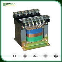 GWIEC China Products Single Phase JBK3 Machine Tool Control Power Transformer With Cheap Price