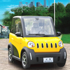 chinese 2 seater high speed electric car 3.5kw 7.5kw power with Panorama sunroof