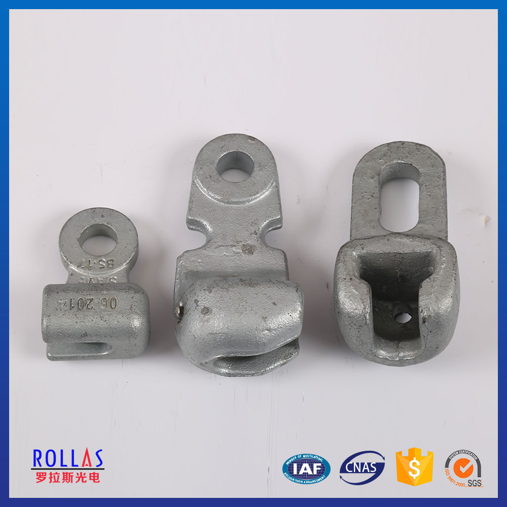 Hot sale socket clevis eye/ forged parts/electric power line accessories