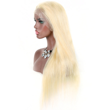 Qingdao Premier wigs high quality virgin european blond hair lace front human 360 lace wig