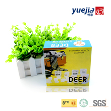 Deer Brand 454g 96% Pure environmentally friendly refined Camphor Tablets