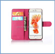 Wholesale Price High Quality PU Leather Wallet Design Case Covers for iphone 5 5s 6 6 plus cases