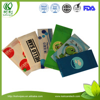 2015 High quality wholesale fashion oem biodegradable sex wet wipes