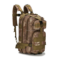 outdoor hiking backpack strong wear-resisting military camouflage backpack