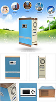High quality strong power 1KW 2KW 3KW 5KW solar inverter price / High efficiency 6000W solar panel inverter for home use