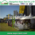 outdoor pagoda display tent