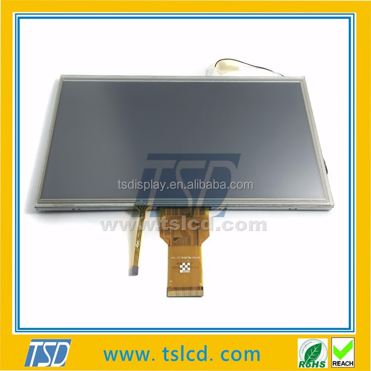 Hot Selling Capacitive Touch Panel 10.1 Inch Transparent Lcd Touch Screen For Car Monitor