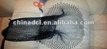 nylon round tube fishing nets