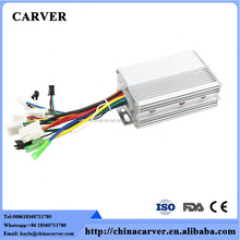 Best price electric current 60v brushless motor 48v controller in China