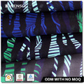 Customer Design 30D 100% Polyester Fabric Transparent for Sublimation Printing