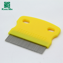 Double Hole Cat Dog Pet Nit Removal Comb