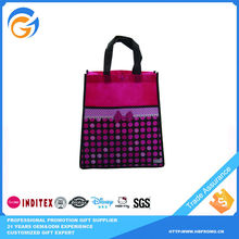 Promotional PP Laminated Non Woven Tote Shopping Bag