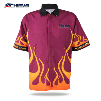 Wholesale high quality romantic flower printing various styles of breathable cool racing uniforms