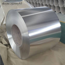 Continue annealing 2.8/2.8 tinplate for food cans