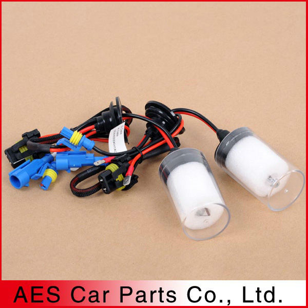 Anti-UV and Fast Bright HID Headlights Bulbs 12V 35W 55W for headlamp xenon H7 h11 9005 9006