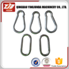 straight snap hook metal snap hook fashion carabiner factorty price