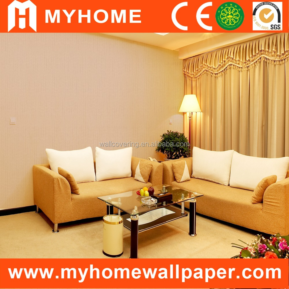 D151101 home wallpaper/nice vinyl paper/interior wall paneling